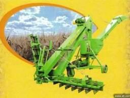 Загрузчик зерна самоходный ЗМ-60А