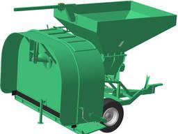 Загрузчик зерна (упаковщик) УЗТ-200