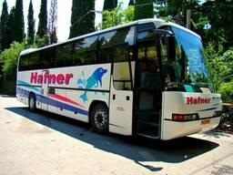 Заказ Аренда автобуса
