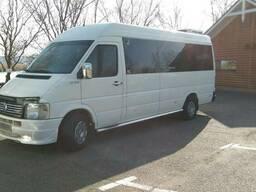 Заказ, аренда автобуса Одесса