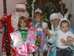 Заказ Деда Мороза на дом в Донецке - фото 1