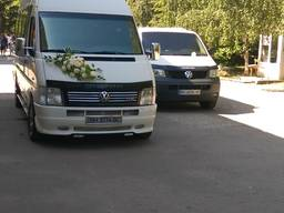 Заказ микроавтобусов Одесса. Аренда минивэна. Трансфер.