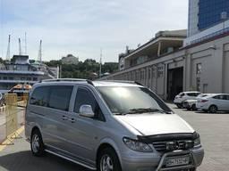 Заказ микроавтобуса, пассажирские перевозки Одесса, трасфер