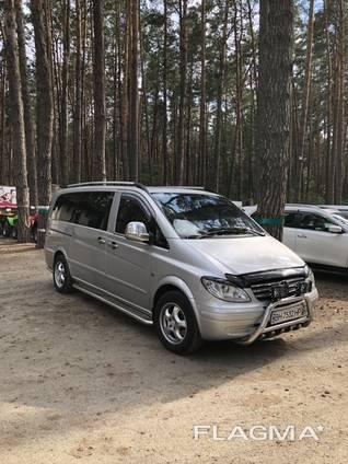 Заказ микроавтобуса. Пассажирские перевозки по Одессе.