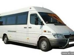 Заказ микроавтобусов 5-21 мест в Киеве
