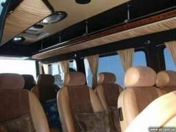 Заказ микроавтобусов VIP класса в Киеве
