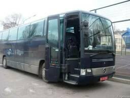 Заказать автобус в Кривом Роге