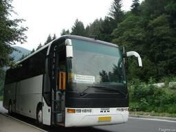 Заказать автобус , микроавтобус Харьков, Европа