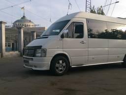 Заказать автобус Одесса-Коблево, Затока, Очаков, Сергеевка.