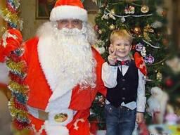 Заказать Деда Мороза и Снегурочку в Донецке