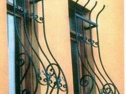 Заказать, поставить решетки на окна в Одессе