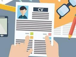 Заказать резюме от опытного HR-специалиста