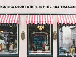 Заказать создание интернет магазина. Разработка Цена