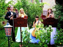 Заказать живую музыку на мероприятие, живая музыка в Киеве