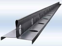 Закладные направляющие (т-профиль) для устройства бетонных п