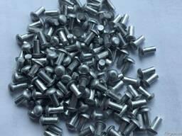 Заклепки из алюминиевых сплавов диаметром 4мм,5мм
