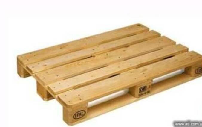 Закупаем деревянные европоддоны