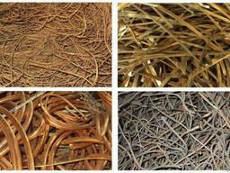 Покупаем лом кабеля отходы кабельно–проводниковой продукции