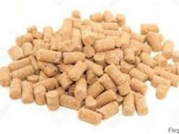 Продаем на экспорт пшеничные отруби гранул