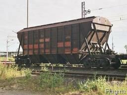 Залізничні перевезення зерна