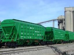 Залізничні перевезення зернових