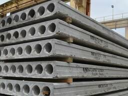 Залізобетонні плити перекриття шириною 1200 мм висота 220мм