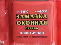 """Замазка """"Рязань"""" 400 грамм"""