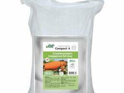Замедлитель схватывания Compact-4, 25 кг. для бетона и гипса