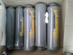 Замена фильтров воды установка фильтров - фото 3