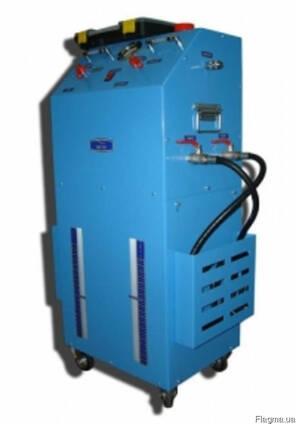 Замена масла акпп, оборудование замены масла SMC - 701