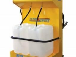 Замена масла акпп, оборудование замены масла sivik КС-119 ES