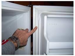 Замена резины на всех марках холодильников. Ремонт холодильн