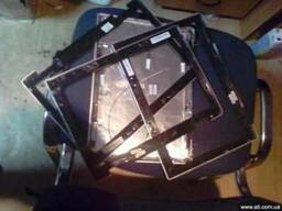 Замена сломаной крышки матрицы для ноутбука z99
