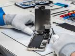 Замена стекла сенсора экрана на Iphone Samsung Lenovo ремонт - фото 1