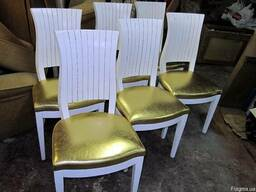 Замена ткани на стуле Ирпень