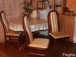 Замена ткани на стуле Ирпень - фото 2