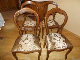 Замена ткани на стуле Ирпень - фото 4