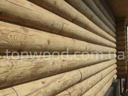 Замена венцов деревянного дома из сруба