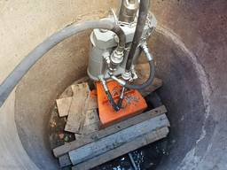 Замена водопровода канализации трубы трубный разрушитель тросовый