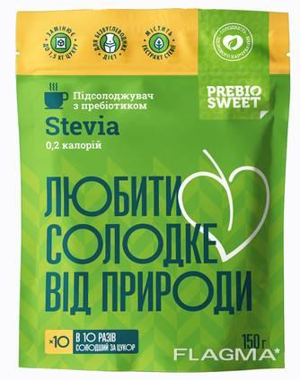 Заменитель сахара Prebiosweet Stevia / Пребиосвит Стевия 150