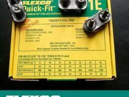 Замки для конвейерных лент Flexco® Bolt Solid Plate 1E 1C