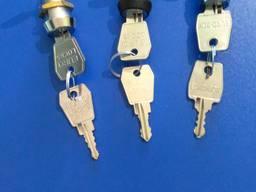 Замок почтовый euro locks