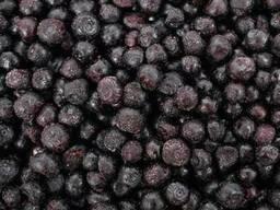Замороженные ягоды IQF -18 градусов