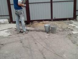 Делаем заборы ворота из профнастила профлиста в Донецке - фото 2