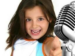 Занятия по вокалу, уроки пения!