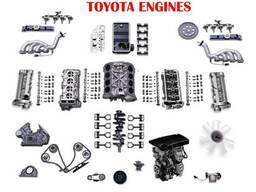 Запасные части для двигателя Тойота 5К (Toyota 5K).