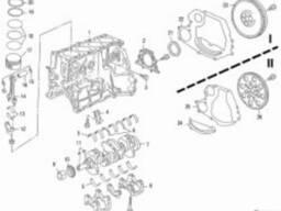 Запасные части для спецтехники Atlas, Liebherr, Jcb, Cat