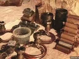 Запасные части для судового компрессора КВДМ
