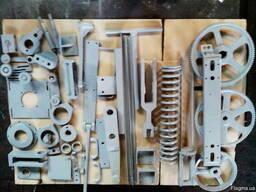 Запасные части к тестоделителям