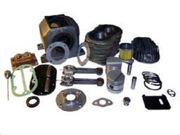 Запасные части компрессоров ПК-1,75А, ПК-3,5А, ПК-5,25А, ком